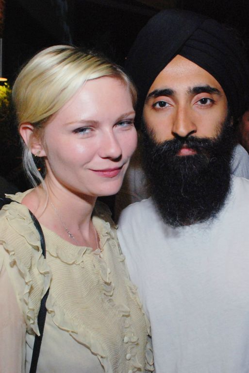 kirsten dunst and waris ahluwalia