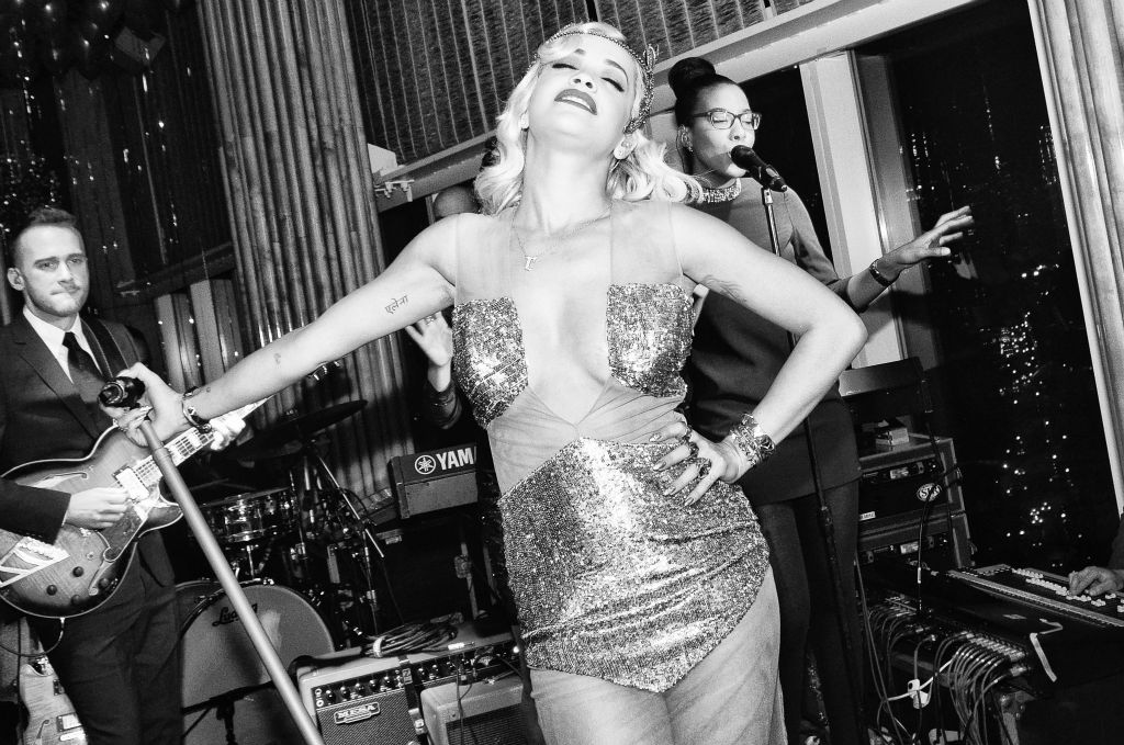 rita ora new years eve