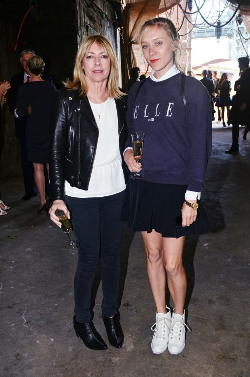 chloe sevigny and kim gordon